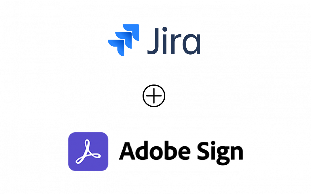 Signing off on Jira: Adobe Sign can help you sign off.